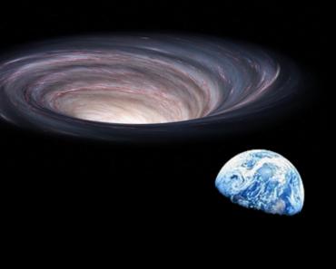 Earth and Black Hole